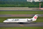 パンダさんが、新千歳空港で撮影したジェイ・エア CL-600-2B19 Regional Jet CRJ-200ERの航空フォト(写真)