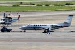 yabyanさんが、名古屋飛行場で撮影した中日本航空 560 Citation Vの航空フォト(写真)