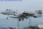 Chofu Spotter Ariaさんが、横田基地で撮影したアメリカ空軍 A-10C Thunderbolt IIの航空フォト(飛行機 写真・画像)
