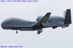 Chofu Spotter Ariaさんが、横田基地で撮影したアメリカ空軍 RQ-4B-40 Global Hawkの航空フォト(写真)