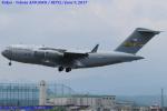 Chofu Spotter Ariaさんが、横田基地で撮影したアメリカ空軍 C-17A Globemaster IIIの航空フォト(写真)