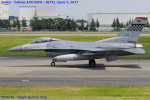 Chofu Spotter Ariaさんが、横田基地で撮影したアメリカ空軍 F-16CM-40-CF Fighting Falconの航空フォト(飛行機 写真・画像)
