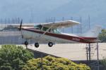 yabyanさんが、名古屋飛行場で撮影した富士航空 172P Skyhawkの航空フォト(写真)