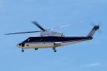 yabyanさんが、名古屋飛行場で撮影したファーストエアートランスポート S-76C++の航空フォト(写真)