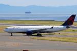 yabyanさんが、名古屋飛行場で撮影したデルタ航空 A330-223の航空フォト(飛行機 写真・画像)