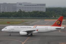 小牛田薫さんが、新千歳空港で撮影したトランスアジア航空 A320-232の航空フォト(飛行機 写真・画像)