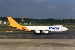 T.Sazenさんが、成田国際空港で撮影したポーラーエアカーゴ 747-47UF/SCDの航空フォト(飛行機 写真・画像)