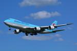 AokaiE531さんが、成田国際空港で撮影した大韓航空 747-8B5F/SCDの航空フォト(写真)