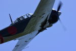 chinbariさんが、龍ヶ崎飛行場で撮影したゼロエンタープライズ Zero 22/A6M3の航空フォト(写真)