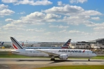 flytaka78さんが、ロンドン・ヒースロー空港で撮影したエールフランス航空 787-9の航空フォト(写真)