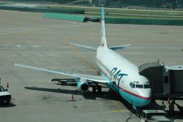 ITM44さんが、仁川国際空港で撮影したサハリン航空 737-2J8/Advの航空フォト(飛行機 写真・画像)