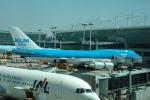 ITM44さんが、仁川国際空港で撮影したKLMオランダ航空 747-406Mの航空フォト(写真)