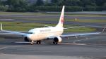 誘喜さんが、伊丹空港で撮影した日本航空 737-846の航空フォト(写真)