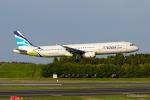 みなかもさんが、成田国際空港で撮影したエアプサン A321-131の航空フォト(写真)