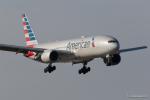 みなかもさんが、成田国際空港で撮影したアメリカン航空 777-223/ERの航空フォト(写真)