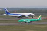 prado120さんが、新千歳空港で撮影したフジドリームエアラインズ ERJ-170-200 (ERJ-175STD)の航空フォト(写真)
