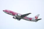 水月さんが、関西国際空港で撮影した日本トランスオーシャン航空 737-446の航空フォト(写真)