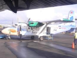 subtakaさんが、ナンディ国際空港で撮影したエアラインズ・トンガ Y-12の航空フォト(飛行機 写真・画像)