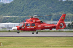 turenoアカクロさんが、高松空港で撮影した京都市消防航空隊 AS365N3 Dauphin 2の航空フォト(写真)