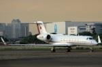 スポット110さんが、羽田空港で撮影したモロッコ空軍 G-V-SP Gulfstream G550の航空フォト(写真)
