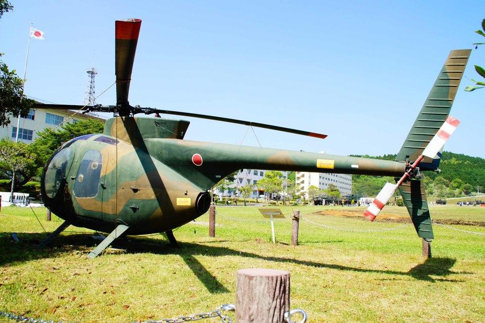 485k60さんの陸上自衛隊 Kawasaki OH-6J (31091) 航空フォト