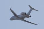 yabyanさんが、中部国際空港で撮影したMinsheng International Jet Gulfstream G280の航空フォト(写真)