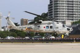 マリオ先輩さんが、横須賀基地で撮影した海上自衛隊 SH-60Kの航空フォト(飛行機 写真・画像)