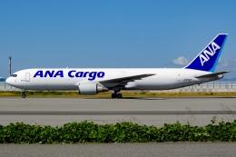 Ariesさんが、関西国際空港で撮影した全日空 767-381/ER(BCF)の航空フォト(写真)