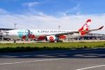 Ariesさんが、関西国際空港で撮影したエアアジア・エックス A330-343Xの航空フォト(写真)