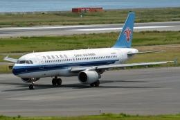 k-spotterさんが、関西国際空港で撮影した中国南方航空 A320-214の航空フォト(写真)