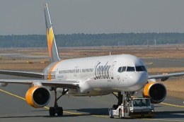k-spotterさんが、フランクフルト国際空港で撮影したコンドル 757-330の航空フォト(写真)