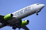rcflash.FMさんが、羽田空港で撮影したソラシド エア 737-86Nの航空フォト(写真)