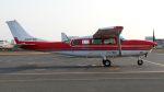 C.Hiranoさんが、八尾空港で撮影した野崎産業 T207 Turbo Skywagon 207の航空フォト(写真)