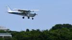 rcflash.FMさんが、調布飛行場で撮影したアイベックスアビエイション 172P Skyhawk IIの航空フォト(写真)