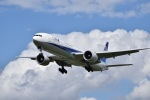 flying-dutchmanさんが、ロンドン・ヒースロー空港で撮影した全日空 777-381/ERの航空フォト(写真)