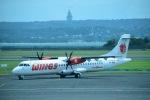 flying-dutchmanさんが、デンパサール国際空港で撮影したウイングス・エア ATR-72-600の航空フォト(写真)