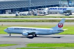 Dojalanaさんが、羽田空港で撮影した日本トランスオーシャン航空 737-446の航空フォト(飛行機 写真・画像)