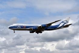 sonnyさんが、成田国際空港で撮影したエアブリッジ・カーゴ・エアラインズ 747-8HVFの航空フォト(写真)