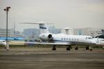 スポット110さんが、羽田空港で撮影したチェイス・イクイップメント・ファイナンス G-V-SP Gulfstream G550の航空フォト(写真)