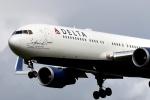 sonnyさんが、成田国際空港で撮影したデルタ航空 767-332/ERの航空フォト(写真)