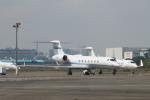 ジャンクさんが、羽田空港で撮影したチェイス・イクイップメント・ファイナンス G-V-SP Gulfstream G550の航空フォト(写真)