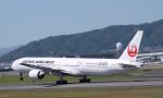 furaibo123さんが、伊丹空港で撮影した日本航空 777-346の航空フォト(写真)