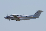 yabyanさんが、名古屋飛行場で撮影したダイヤモンド・エア・サービス 200 Super King Airの航空フォト(飛行機 写真・画像)