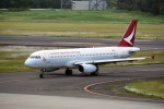 kumagorouさんが、仙台空港で撮影したキャセイドラゴン A320-232の航空フォト(飛行機 写真・画像)