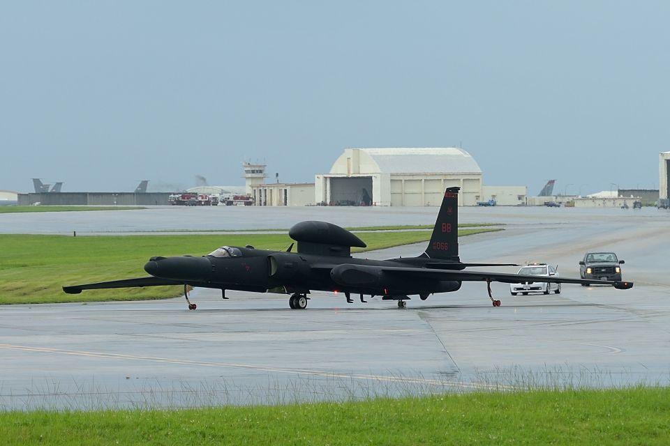 うめやしきさんのアメリカ空軍 Lockheed U-2 Dragon Lady (80-1066) 航空フォト