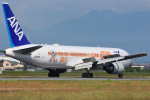 サボリーマンさんが、松山空港で撮影した全日空 767-381/ERの航空フォト(飛行機 写真・画像)