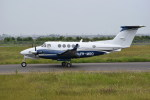 kumagorouさんが、仙台空港で撮影したオーストラリア企業所有 B200/GTO/WL Super King Airの航空フォト(写真)