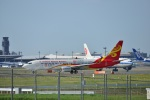 ガミコさんが、成田国際空港で撮影した海南航空 737-84Pの航空フォト(写真)