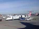 flying-dutchmanさんが、ワルシャワ・フレデリック・ショパン空港で撮影したユーロロット DHC-8-402Q Dash 8の航空フォト(写真)