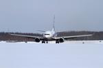 omarumannさんが、中標津空港で撮影した全日空 737-881の航空フォト(写真)